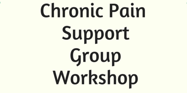 Image for Chronic Pain Support Group Workshop in Edwards, CO