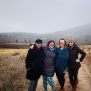 EPIc Women's Retreat Recap - surprise snow hike