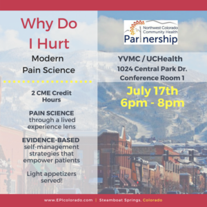 Steamboat Springs CME Flyer